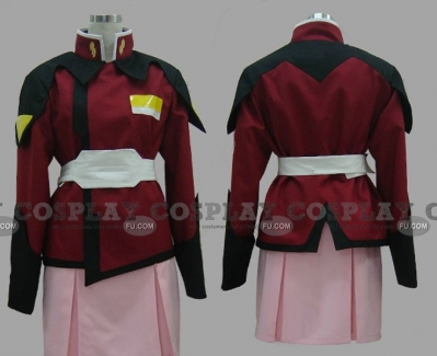 Lunamaria Cosplay from Gundam Seed Destiny
