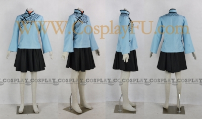Luo Tianyi Cosplay (Sesame) from Vocaloid 3