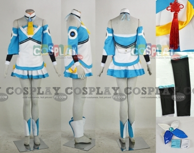 Luo Tianyi Cosplay from China Project