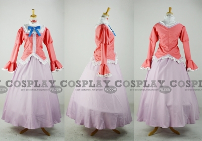 Lydia Costume from Hakushaku to Yosei