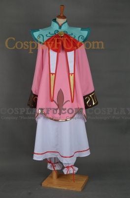 Lymle Cosplay from Star Ocean The Last Hope