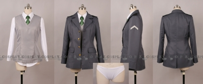 Lynette Bishop Cosplay from Strike Witches