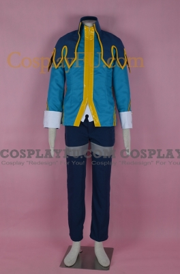 Lyon Vastia Cosplay from Fairy Tail