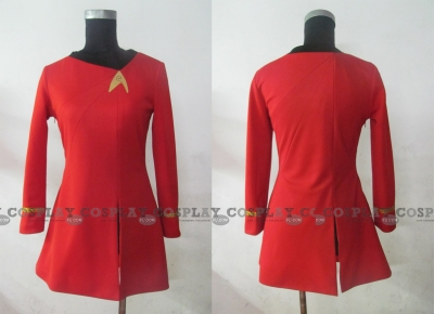 MRess Cosplay from Star Trek