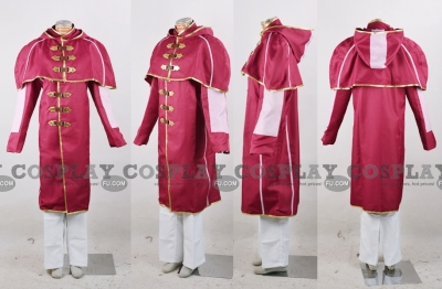 Machina Cosplay (Class Zero Uniform) from Final Fantasy Type 0