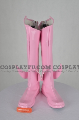 Madoka Shoes (C247) from Puella Magi Madoka Magica