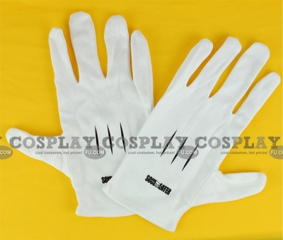 Maka Gloves from Soul Eater