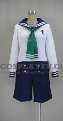 Makoto Costume (Sailor Uniform) from Free