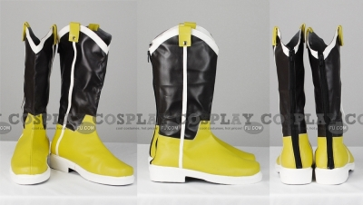 Mami Shoes (B165) from Puella Magi Madoka Magica