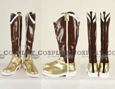 Mami Shoes (B215) from Puella Magi Madoka Magica