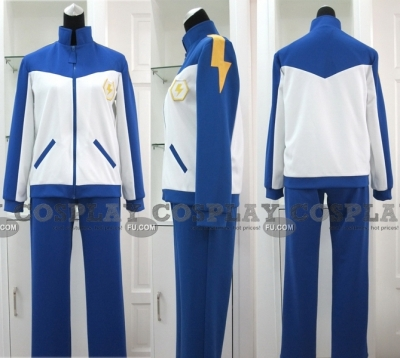 Mamoru Cosplay (Winter Uniform) from Inazuma Eleven