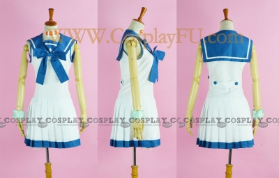 Manaka Cosplay (School Uniform) from Nagi Asu A Lull in the Sea