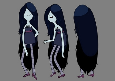 Marceline Costume (Dress) from Adventure Time