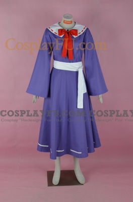 Maribel Cosplay from Touhou Project
