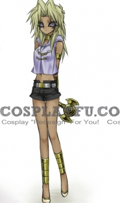 Marik Cosplay (Female) from Yu-Gi-Oh!