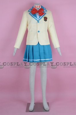 Marika Cosplay (Uniform) from Bodacious Space Pirates