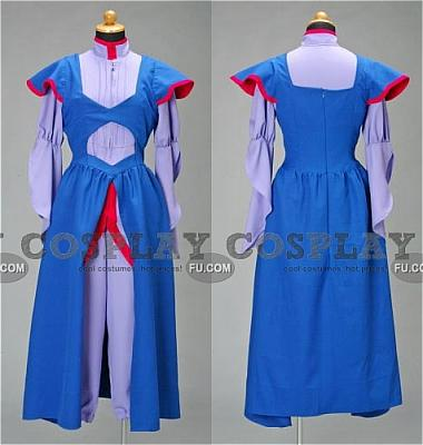 Marina Costume from Gundam 00