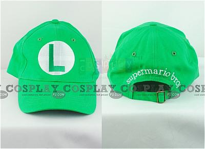 Mario Cap (Green Sunbonnet)  from Super Mario