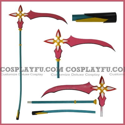 Marluxia Props from Kingdom Hearts
