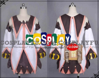 Marta Costume (2nd) from Tales of Symphonia