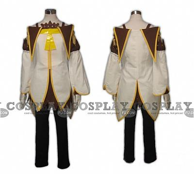 Marta Costume (with Pants) from Tales of Symphonia