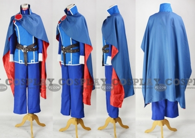 Marth Cosplay from Fire Emblem Awakening