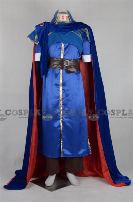 Marth Cosplay from Fire Emblem Shin Monsho no Nazo Hikari to Kage no Eiyu