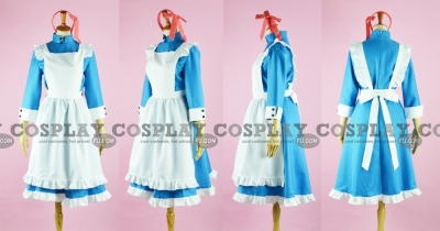 Mari Costume (Imagination Forest) from Kagerou Project