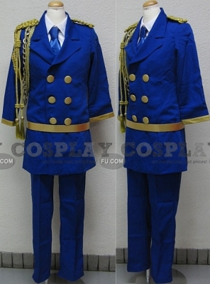 Masato Cosplay from Uta no Prince sama Debut