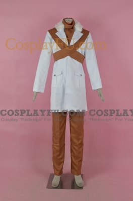 Matthew Cosplay from Hetalia Axis Powers