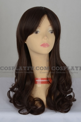 Max Black Wig from 2 Broke Girls