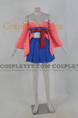 Maya Cosplay (87-C01) from Tenjho Tenge
