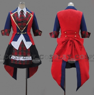 Mayu Cosplay from AKB0048