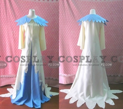 Nothing Card Cosplay from Cardcaptor Sakura