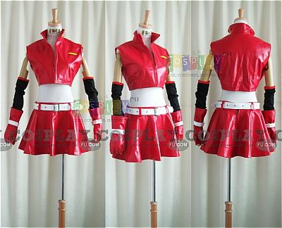 Meiko Cosplay from Vocaloid