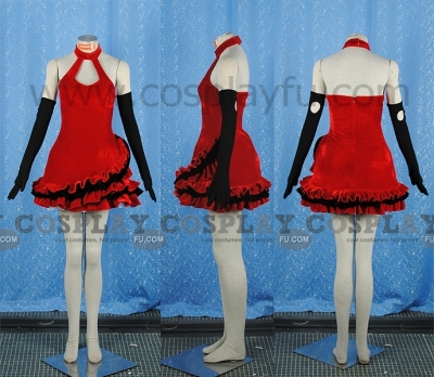 Meiko Cosplay from Project DIVA