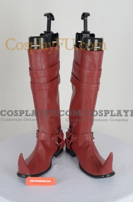 Mephisto Shoes (C162) from Blue Exorcist