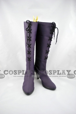 Mephisto Shoes (C291) from Blue Exorcist