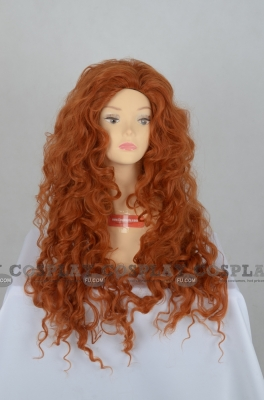 Merida Wig from Brave