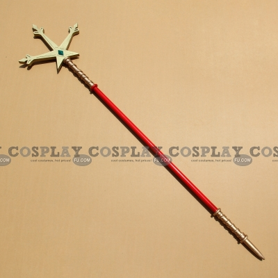 Meruru Stick from The Apprentice of Arland 3