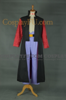 Mihawk Cosplay from One Piece
