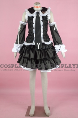 Miku Cosplay (Infinite HOLiC) from Vocaloid