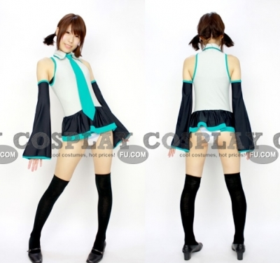 Miku Cosplay (Leotard) from Vocaloid