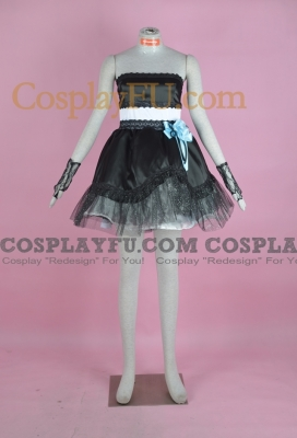 Miku Cosplay (Magnet 3rd) from Vocaloid