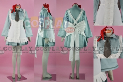 Miku Cosplay (Mr Alice) from Vocaloid