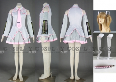 Miku Cosplay (Sakura 027-C36) from Vocaloid