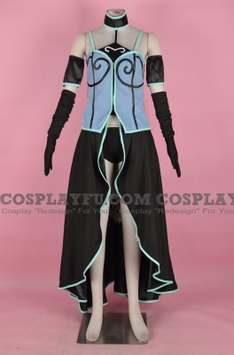Miku Cosplay (Synchronicity) from Vocaloid
