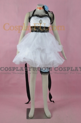 Miku Cosplay (The Madness of Duke Venomania) from Vocaloid