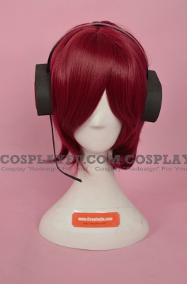 Miku Headphones (package) from Vocaloid