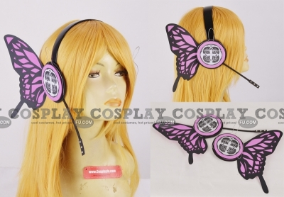 Miku Headphones (Magnet,package) from Vocaloid